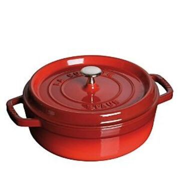 Staub Wide Oval Shallow Cocotte