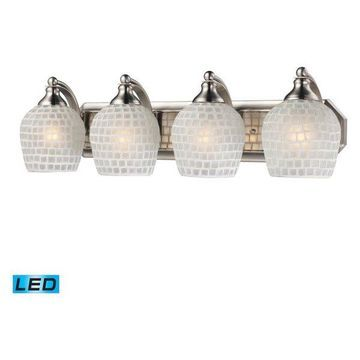 Elk Lighting Vanity, 4-Light Bath Bar