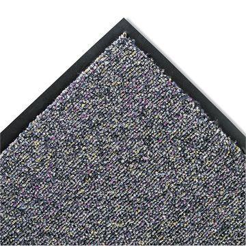 Crown Classic Berber Wiper Mat Nylon/Olefin 36 x 60 Gray CB0035GY