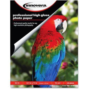 Innovera High-Gloss Photo Paper