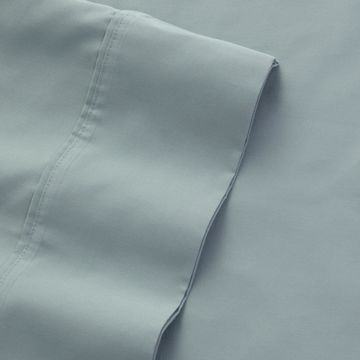 Elite Home Products 450 Thread Count Cotton Tencel Sheet Set