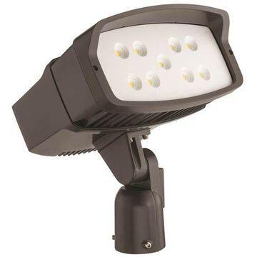 OFL2 LED P2 50K MVOLT IS DDBXD M2 LED Size 2 Flood Light Slipfitter Mount