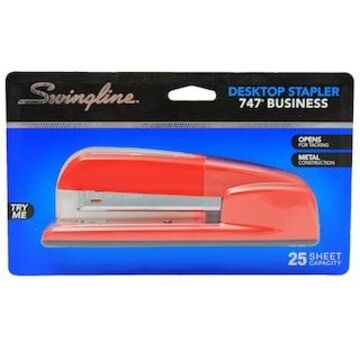Swingline 747 Red Rio Stapler