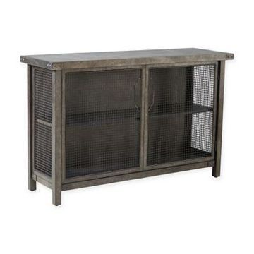INK+IVY Cody Console in Grey
