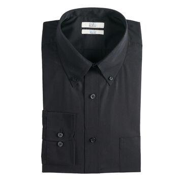 Men's Croft & Barrow Slim-Fit Easy-Care Button-Down Collar Dress Shirt