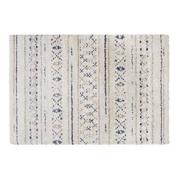 Couristan Bromley Pinnacle Area Rug, White, 4X5.5 Ft