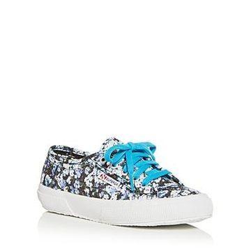 Superga x Mary Katrantzou Women's Low Top Sneakers