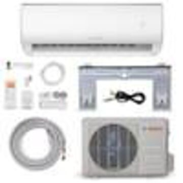 Bosch 27000-BTU 1050-sq ft 230-Volt Through-The-Wall Air Conditioner with Heater ENERGY STAR