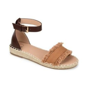 Journee Collection Women's Tristeen Espadrille Sandals Women's Shoes