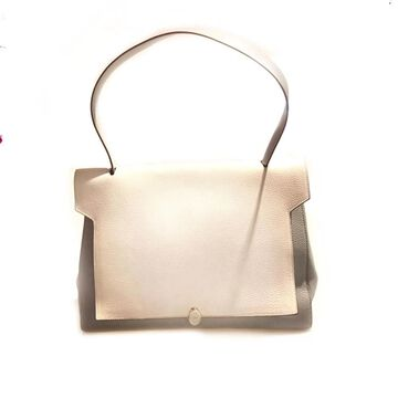 Anya Hindmarch Grey Leather Handbags