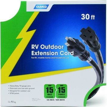 Camco 15 Amp Extension Cord
