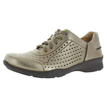 Earth Womens Serval Nubuck Relief Pod Sneakers