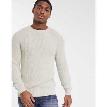 Esprit chunky knit sweater in beige