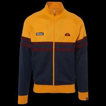 Ellesse Rimini Track Top Jacket - Citrus/Blue