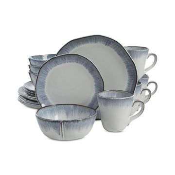 Elite Cezanne 16-Piece Dinnerware Set