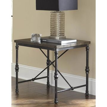 Greyson Living Loring End Table