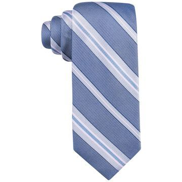 Ryan Seacrest Distinction Mens Imperial Stripe Self-tied Necktie