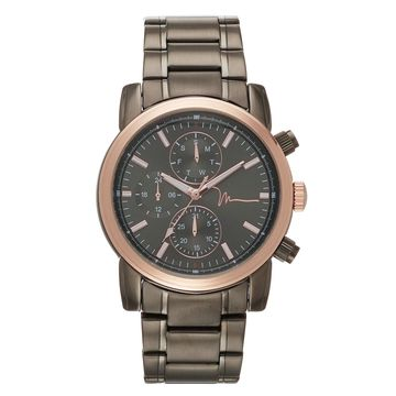Marc Anthony Men's Two Tone Multifunction Watch - FMDMA198