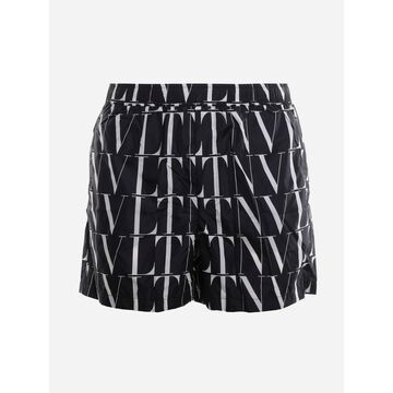 Valentino Swimsuit With Vltn Times Print