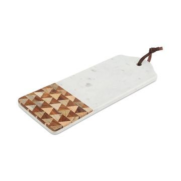 CLOSEOUT! Marble Serving Board