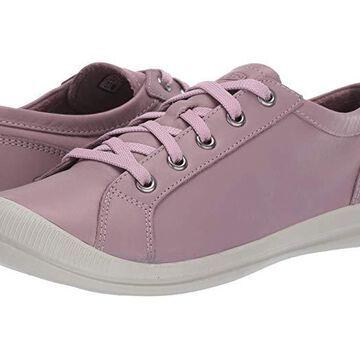 Keen Lorelai Sneaker (Elderberry) Women's Shoes