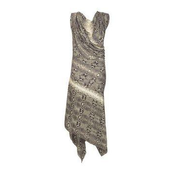 PLEIN SUD Midi dress