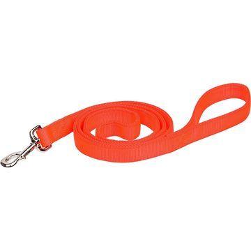 Remington Orange Double Ply Safety Dog Leash