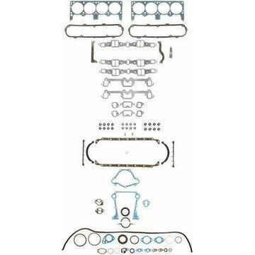 Fel-Pro BCWVFS8553PT-12 Full Sets contain all the gaskets and seals necessary