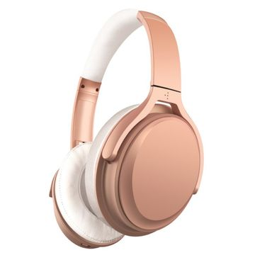 Active Noise-Cancelling Bluetooth Headphones