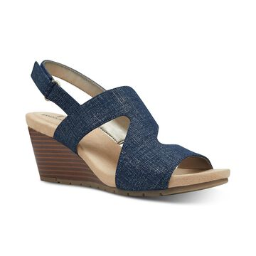 Gannet Wedge Sandals