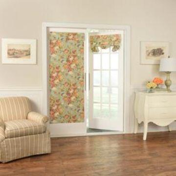Waverly Spring Bling Window Door Panel