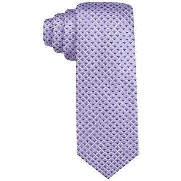 Ryan Seacrest Distinction Mens Irvine Neat Necktie