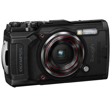 Olympus Tough TG-6 Digital Camera - Black
