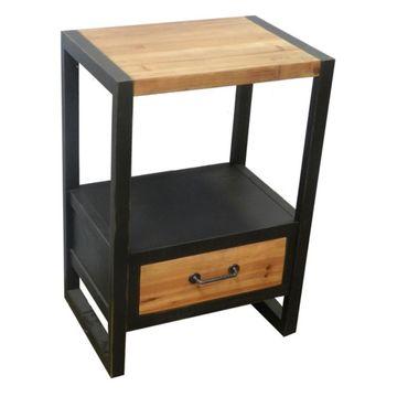 Benzara Fashionable Wooden Table