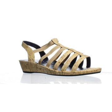 VANELi Womens Darena Brown Sandals Size 9.5