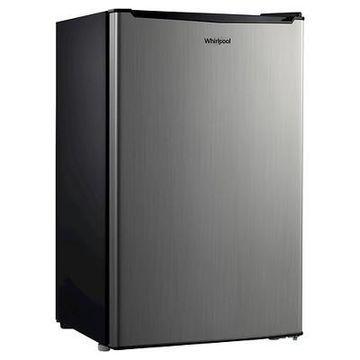 Whirlpool 3.5 cu. ft Mini Refrigerator - Stainless Steel