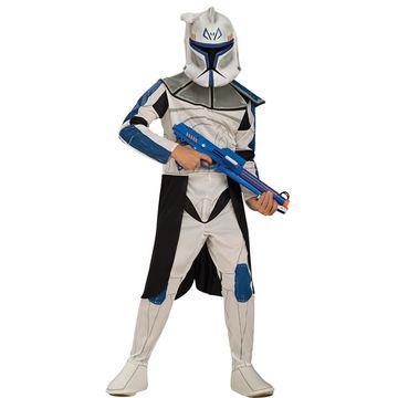 Star Wars Clone Trooper Leader Rex Child Costume