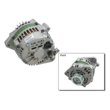 Hitachi OE Replacement - Reman Alternator, 110 Amp