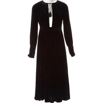 Ulla Johnson Black Viscose Dresses