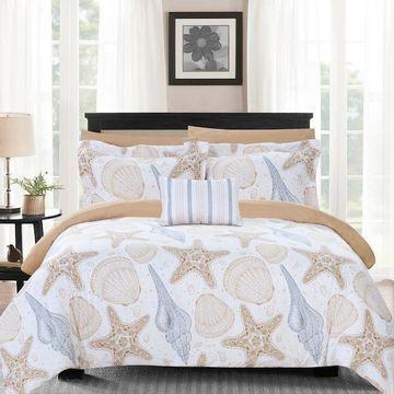 Chic Home Aquatic Comforter Set