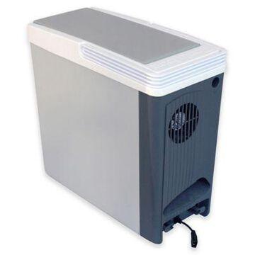 Koolatron Compact Cooler in Grey/White