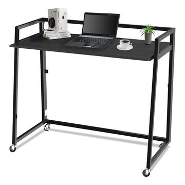 Alera Quick Assemble Computer Workstation Espresso/Black QAD4232EB