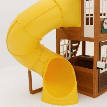 KidKraft Castlewood Swing Set Tube Slide Component Box 4 of 5