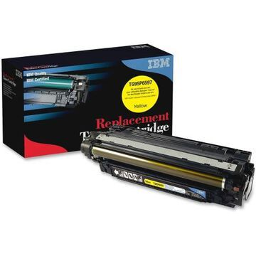 IBM Remanufactured Toner Cartridge - Alternative for HP 654A - Yellow