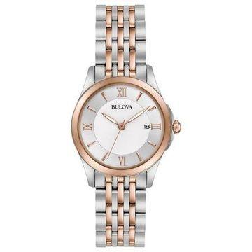 Bulova Women's Two-Tone Classic Dress Watch