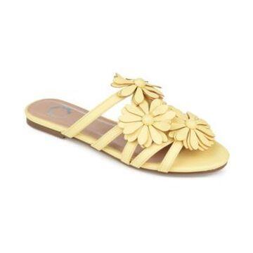Journee Collection Women's Dolliah Slide Women's Shoes