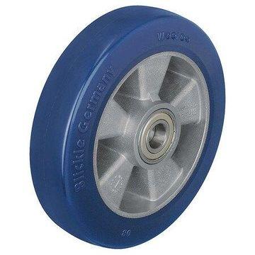 ZORO SELECT ALBS 160/20K-BB0.5 Castr Whel,Polyurthan,6-1/4 in.,1210 lb.