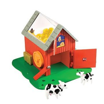 Educational Insights Bright Basics Busy Barn