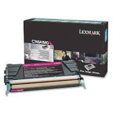 Lexmark - magenta - original - toner cartridge - LRP