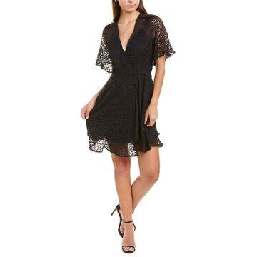 Jonathan Simkhai Isabella Lace Mixing Midi Dress